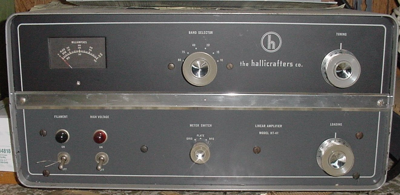 Hallicrafters Ht