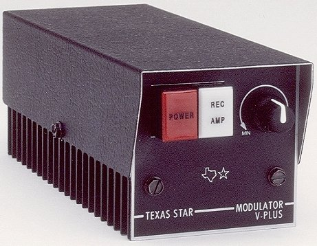 Texas Star Modulator Plus  Modulator VPlus Service Manual