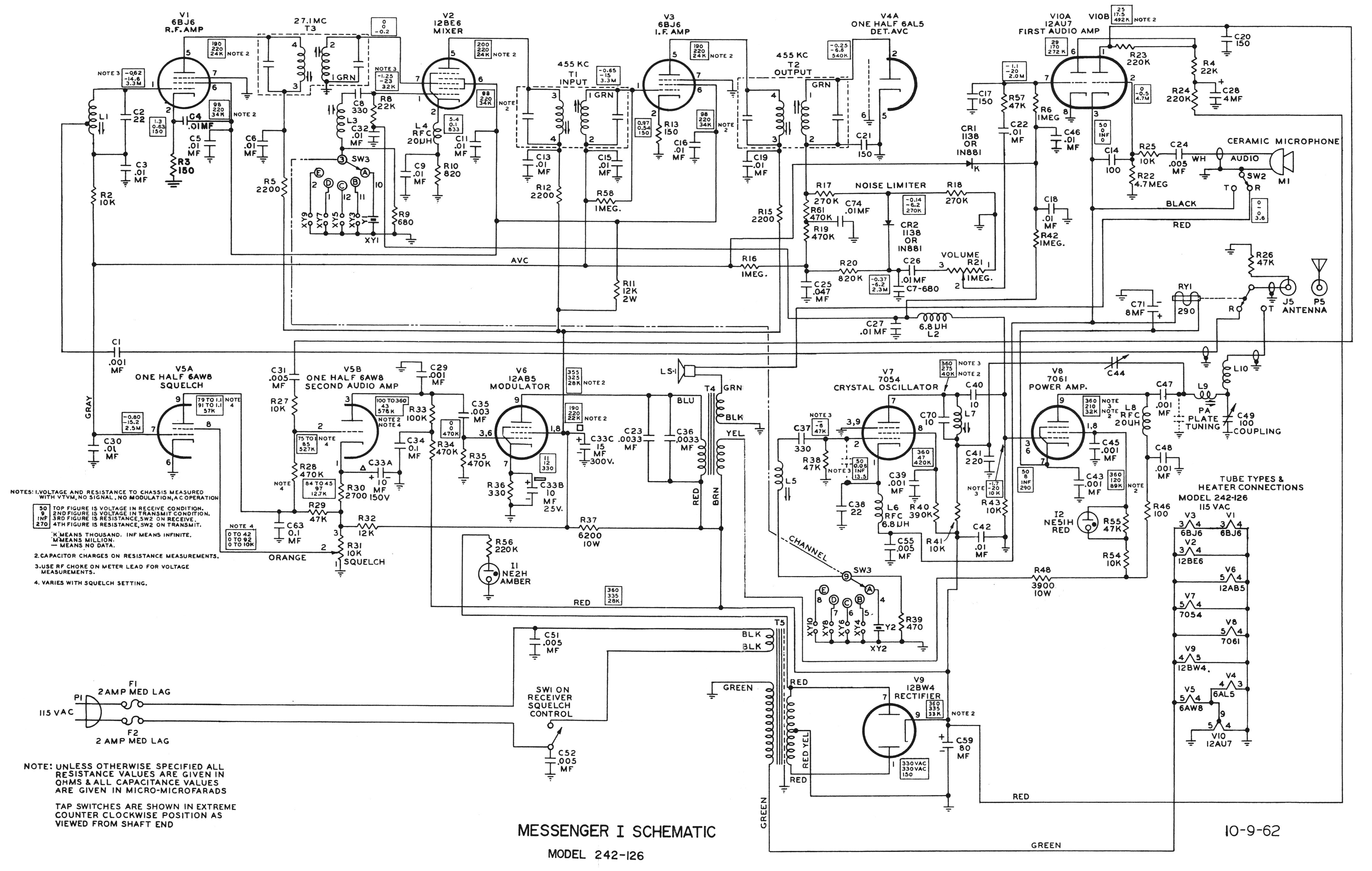 johnson messenger 250 mic wiring diagram   40 wiring