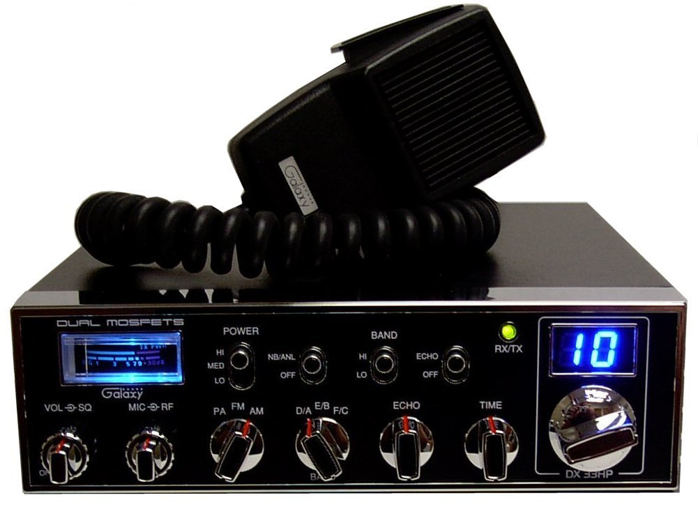 Galaxy Radios DX33HP Service Manual