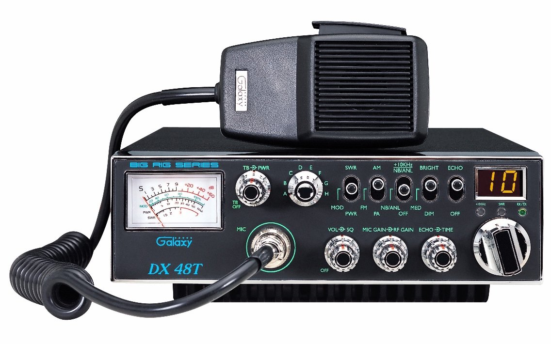 Galaxy dx48t cb radio