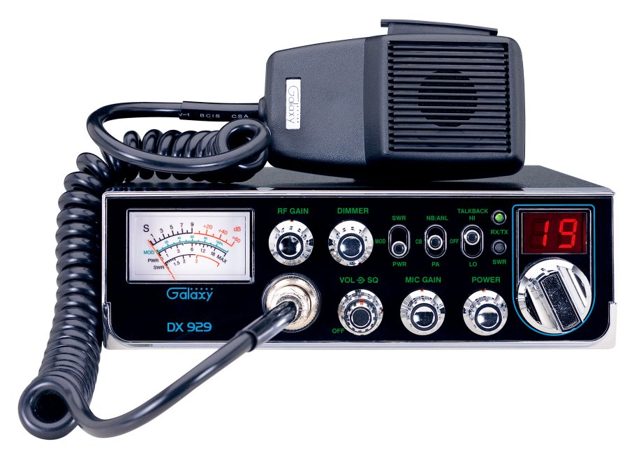 Galaxy Dx Radios Dx929 Service Manual