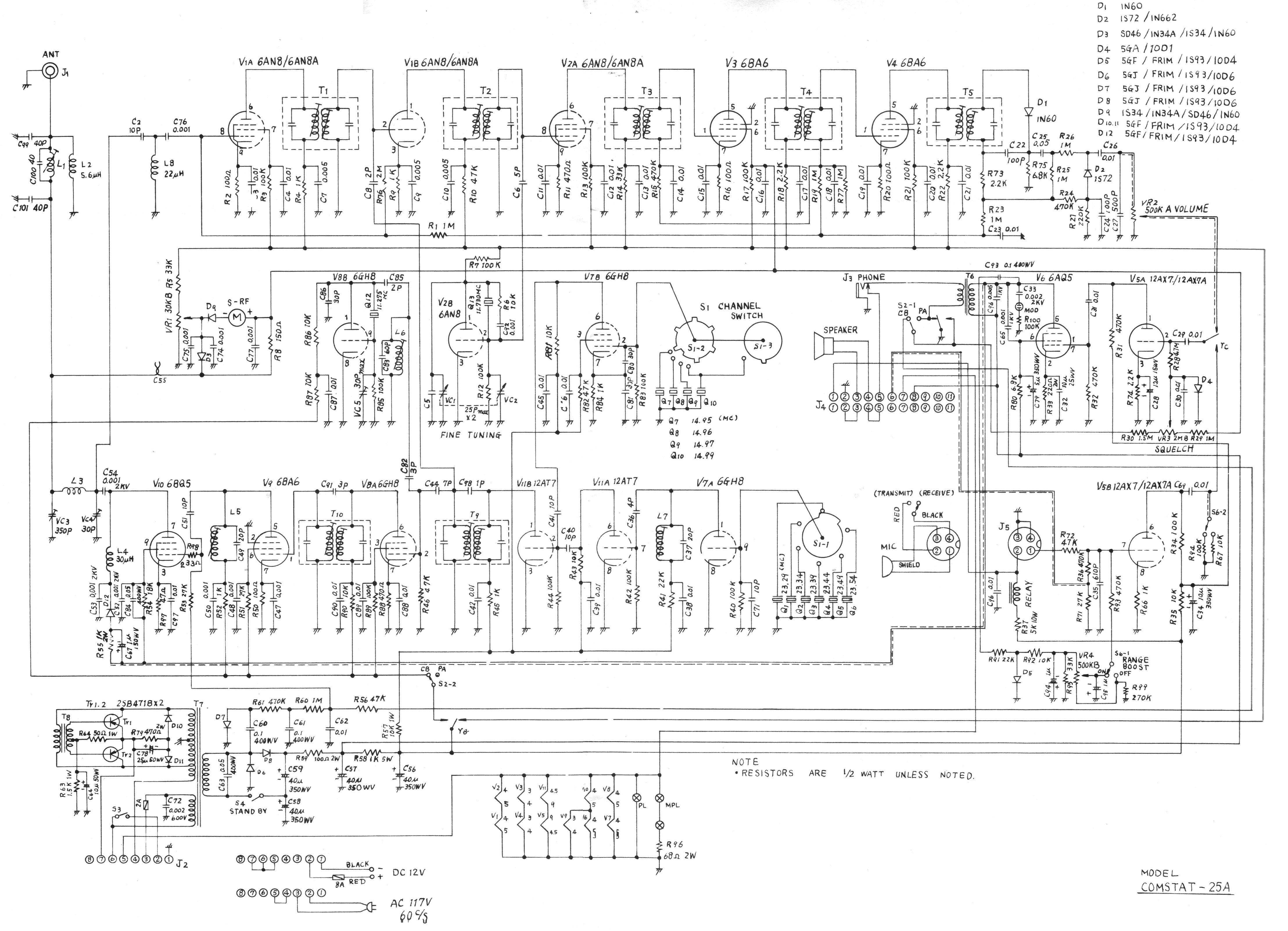 Lafayette Comstat 25A (99-3130WX) on troubleshooting diagrams, smart car diagrams, electronic circuit diagrams, gmc fuse box diagrams, internet of things diagrams, snatch block diagrams, motor diagrams, battery diagrams, pinout diagrams, lighting diagrams, sincgars radio configurations diagrams, friendship bracelet diagrams, hvac diagrams, honda motorcycle repair diagrams, electrical diagrams, led circuit diagrams, series and parallel circuits diagrams, engine diagrams, transformer diagrams, switch diagrams,