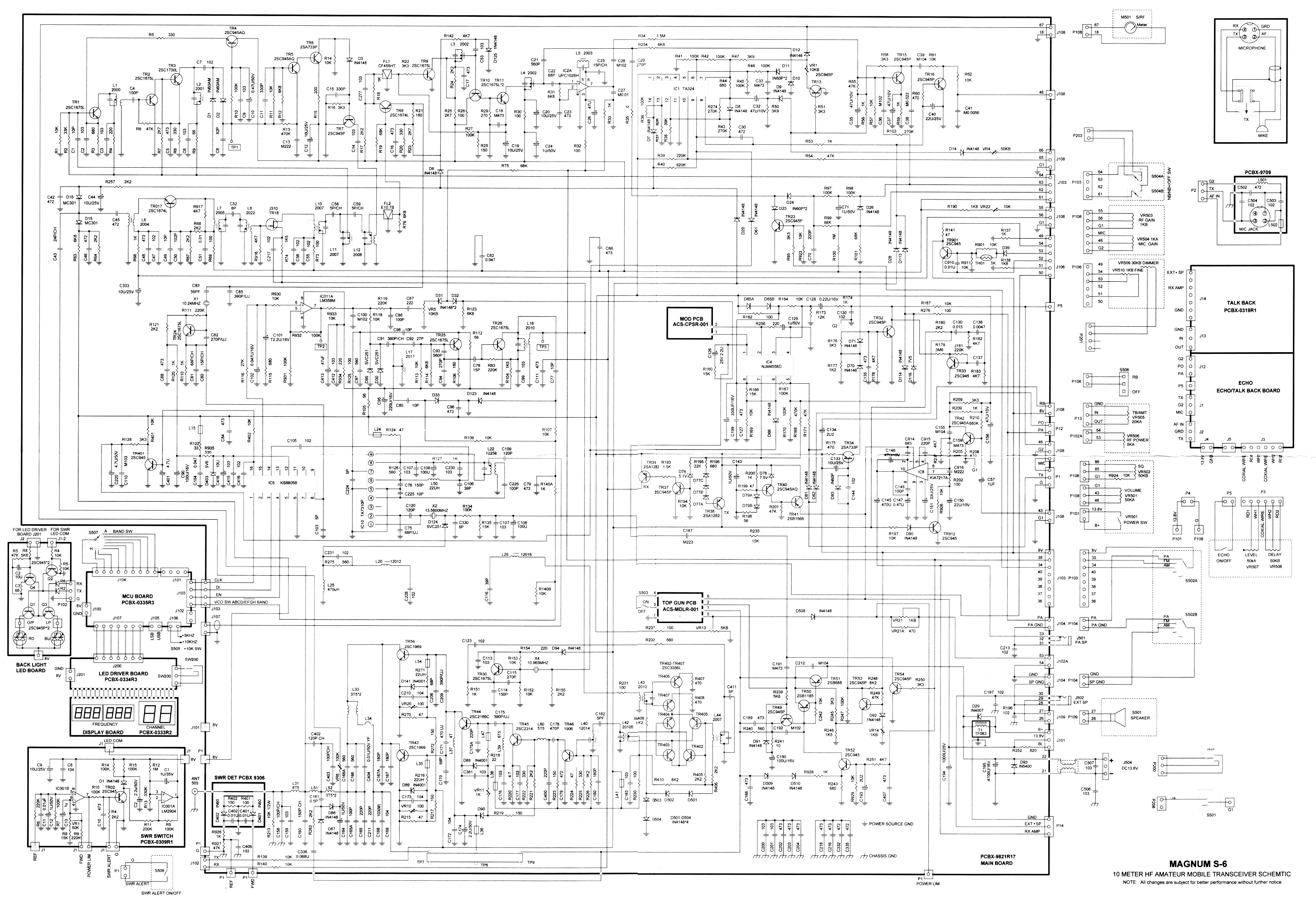 Colorful Uniden Cb Mic Wiring Diagram Frieze - Electrical and Wiring ...